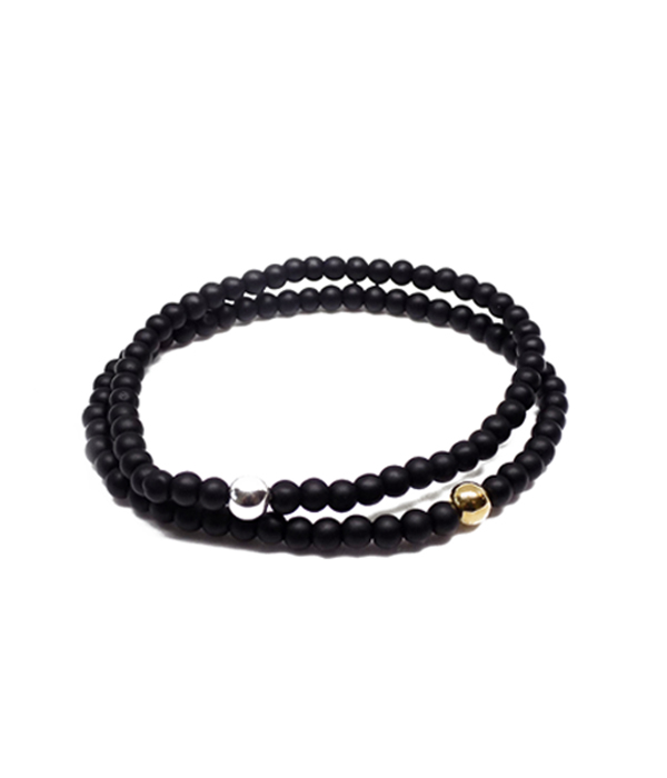 black onyx double set