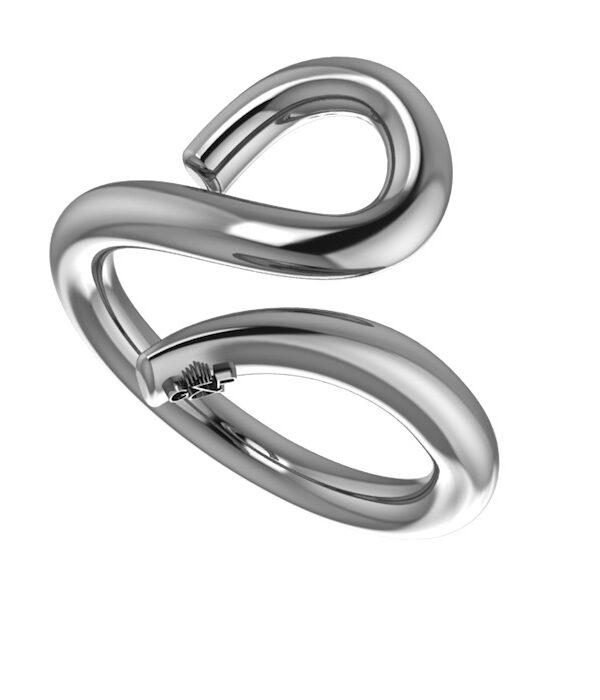 ασημι δαχτυλιδι κυκλος