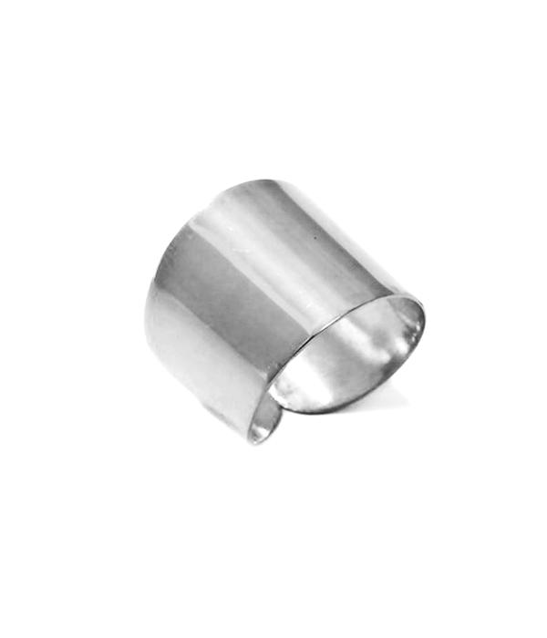 Δαχτυλίδι Silver Shiny Tube (Silver 925)