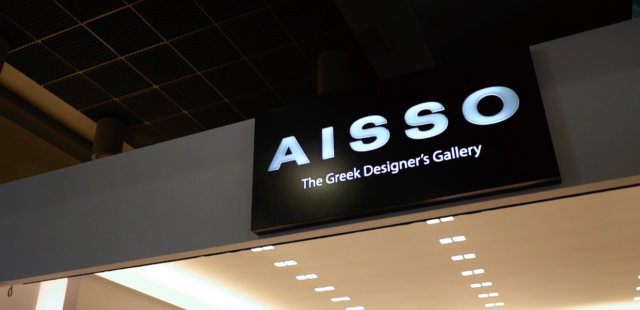 G&P Jewellery X Aisso The Greek Designers