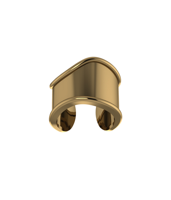 Shape Ring Gold 925