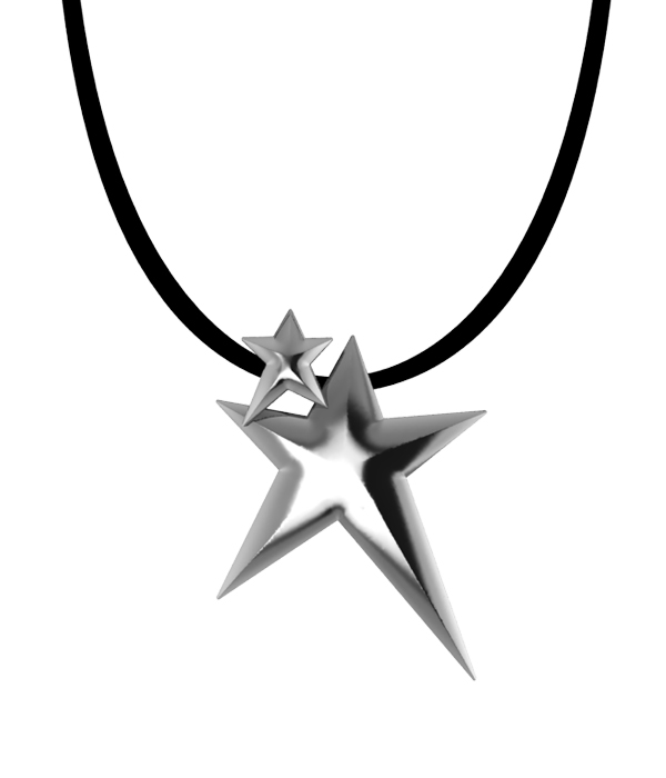 Double Star Silver Plated