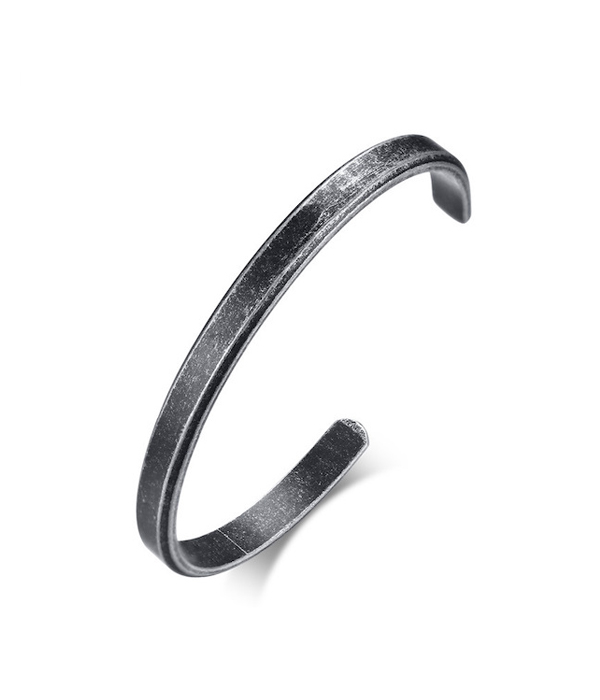 Stainless Steel Bangle plated vintage