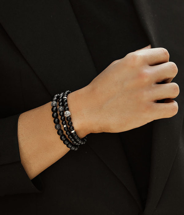 Onyx black set bracelet copy