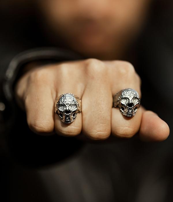 Ανδρικά Δαχτυλίδια απο ασήμι
