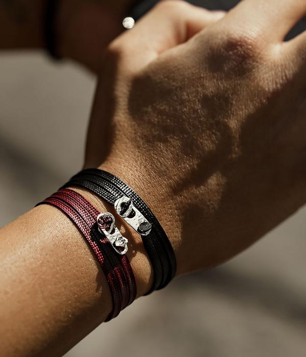 Wrap bracelets 925 copy