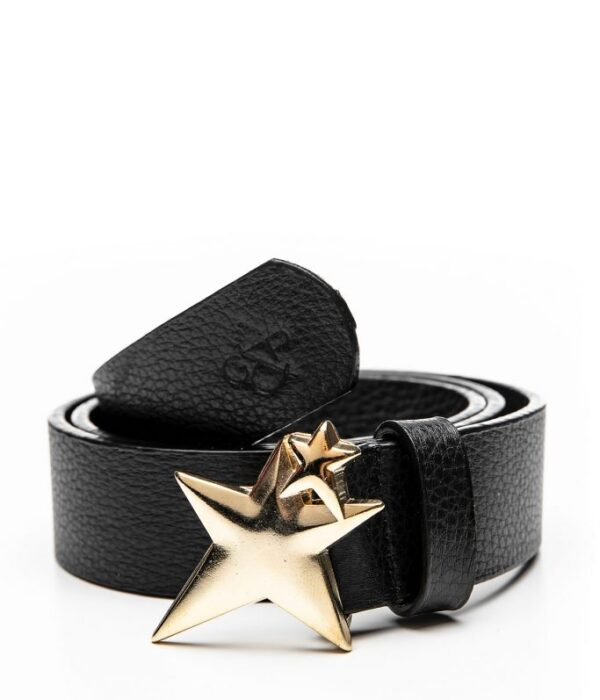Double Star Gold Belt