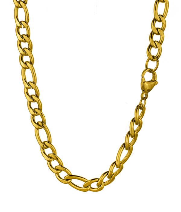 Gold Stainless Steel Chain for necklace