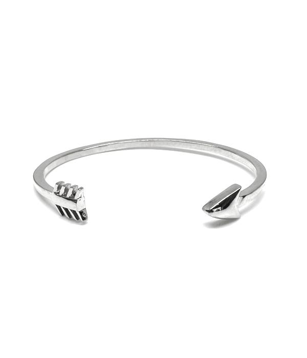 Βραχιολι Silver Arrow Cuff