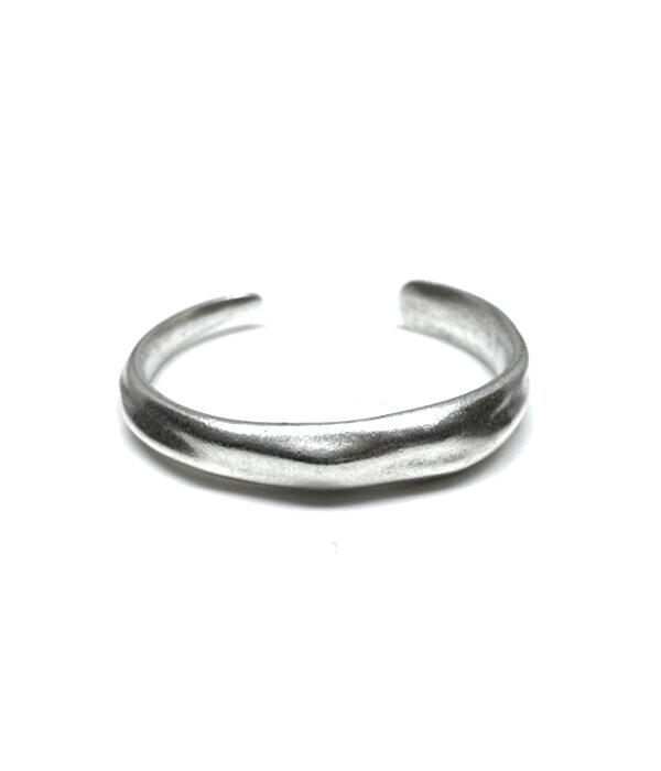 Silver Wave Bracelet