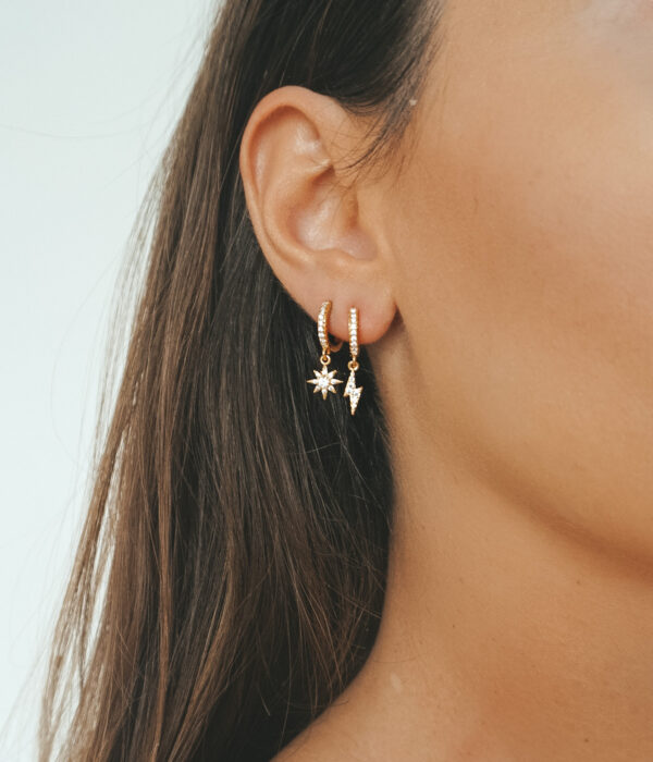 THUNDER & STAR earrings