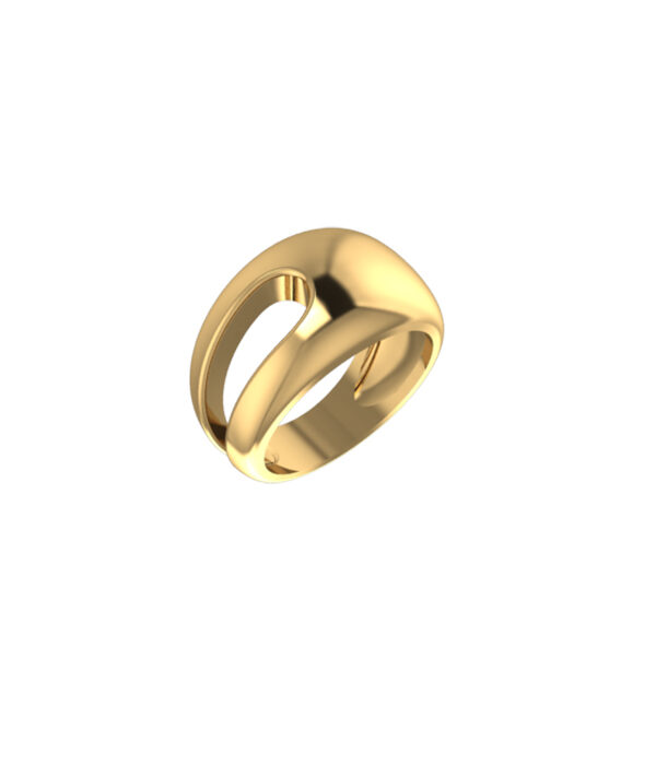 Gold Dione Ring 925