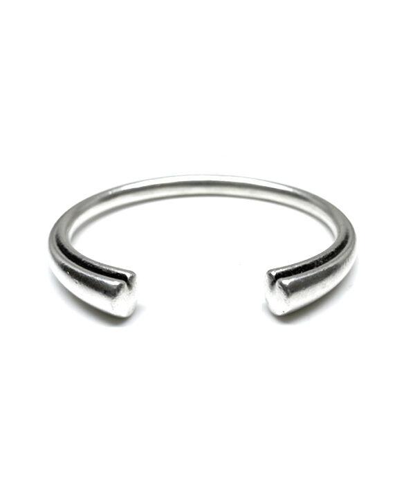 Silver Shape Hearts bracelet