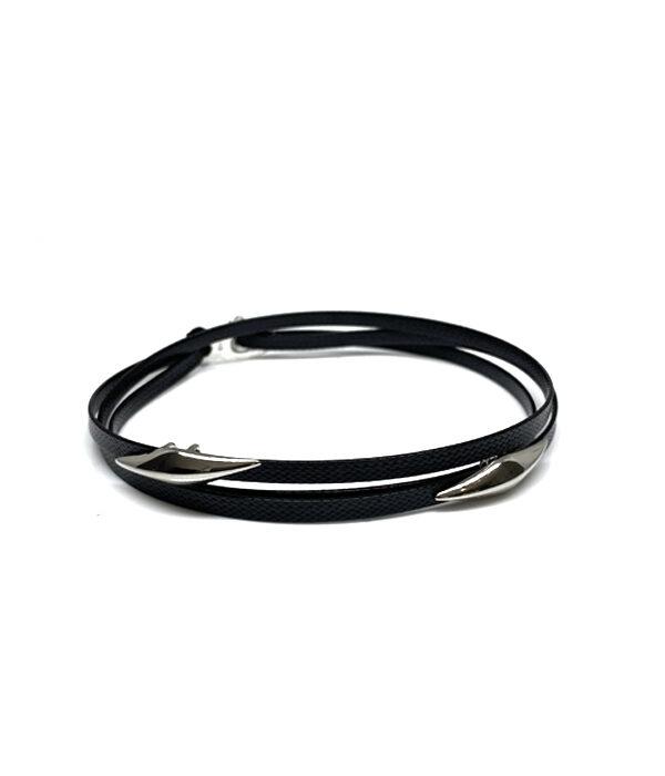 Double Wrap 3 Cord Bracelet