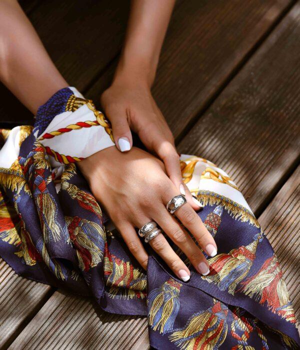Silver Dione & Fedra Ring 925