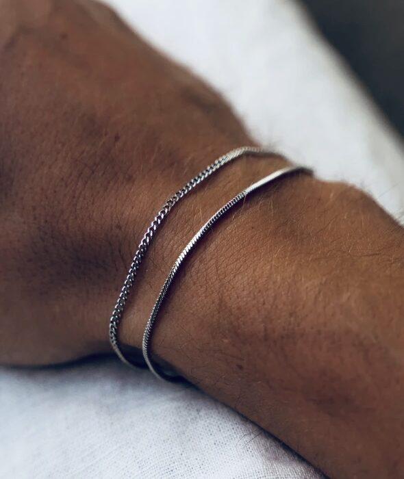 Minimal Slim line Chains
