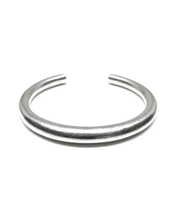Silver Roller Cuff bracelet