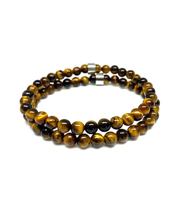 Tiger eye bracelet 6mm